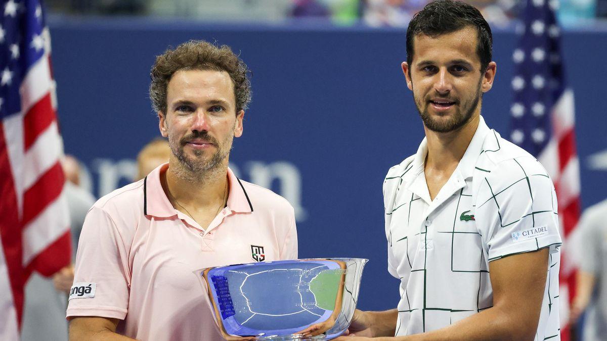 Bruno Soares und Mate Pavić sind US-Open-Sieger 2020