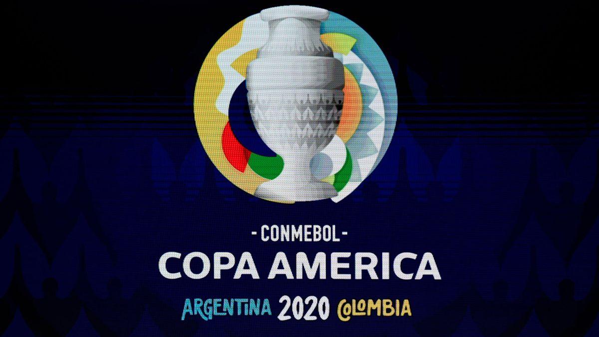 CONMEBOL Copa America Argentina and Colombia