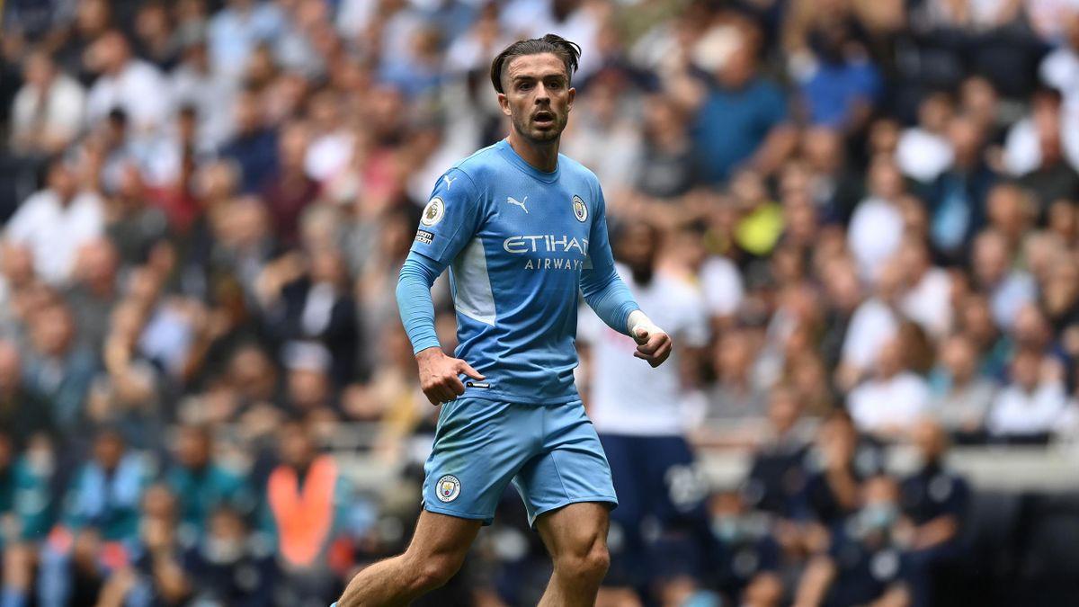 Jack Grealish of Manchester City