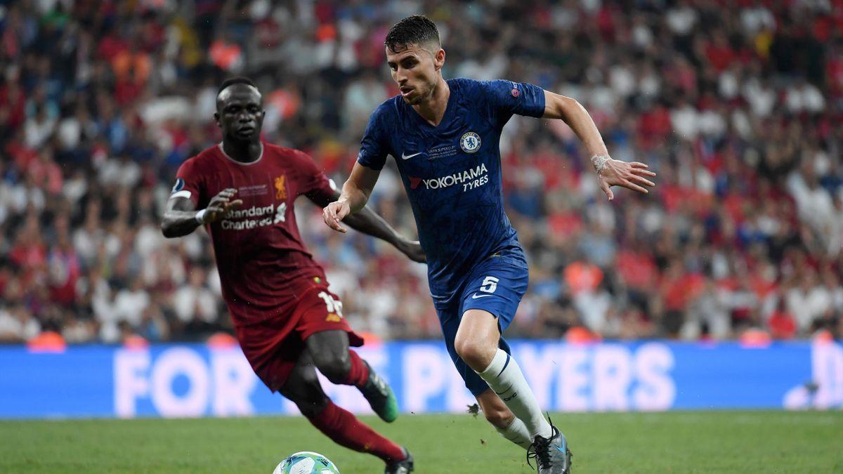 Jorginho bei Liverpool - Chelsea