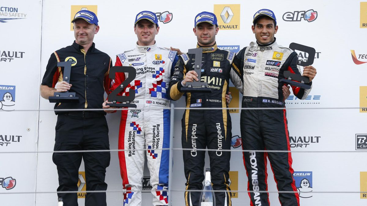 Oliver Rowland, Matthieu Vaxiviere e Roy Nissany sul podio al Red Bull Ring