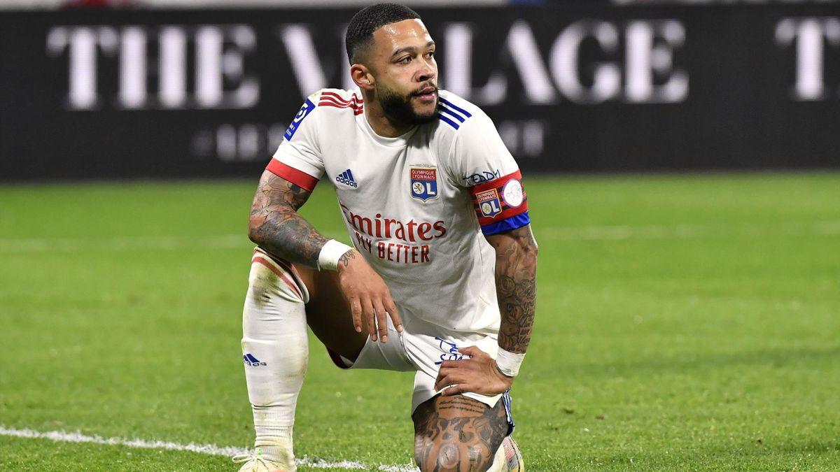 Memphis Depay, le facteur X de l'Olympique Lyonnais