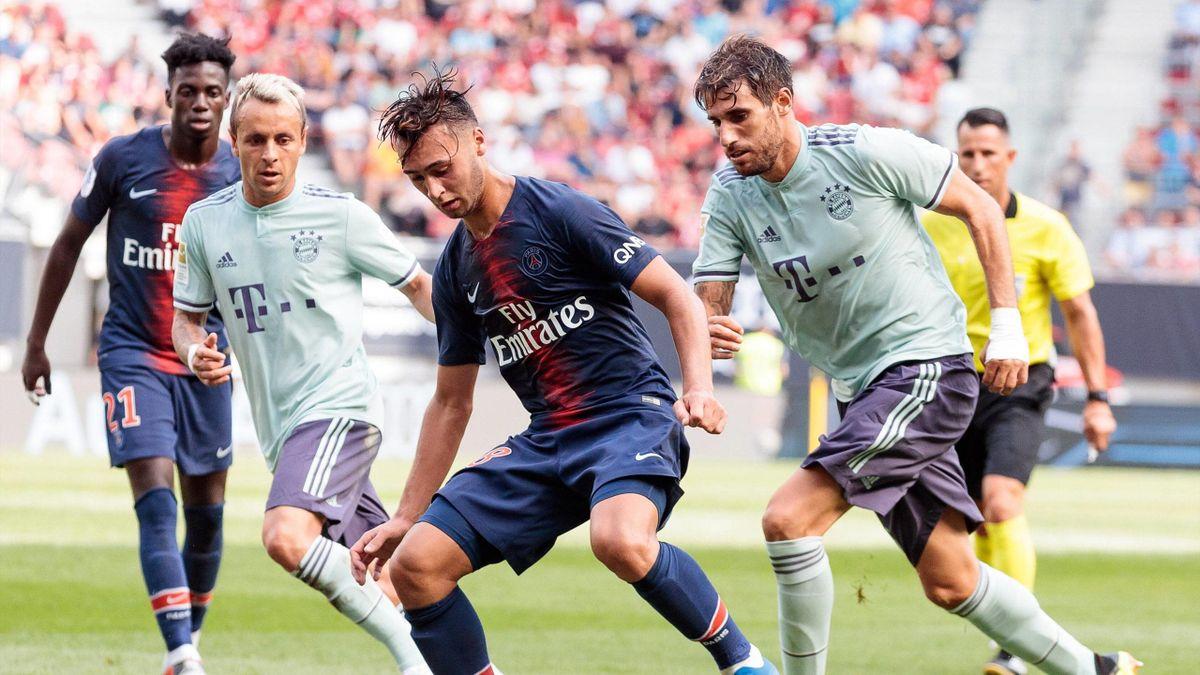 International Champions Cup: FC Bayern München schlägt Paris Saint-Germain