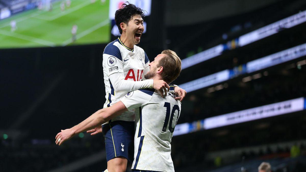 Heung-Min Son și Harry Kane au fost devastatori pe contraatac în derbyul câștigat de Tottenham cu 2-0 în fața lui Arsenal