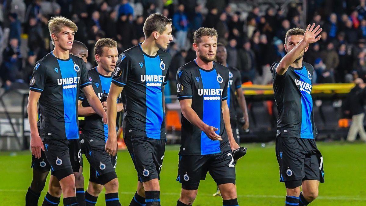 Footbal News Club Brugge Formally Declared Belgian Champions Eurosport