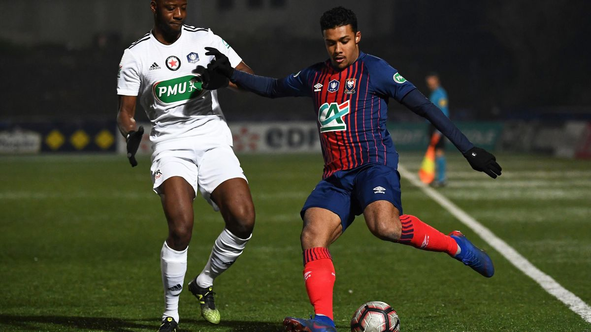 SM Caen Coupe de France 2019