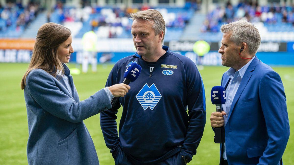 Susanne Wergeland, Erling Moe og Tor Ole Skullerud