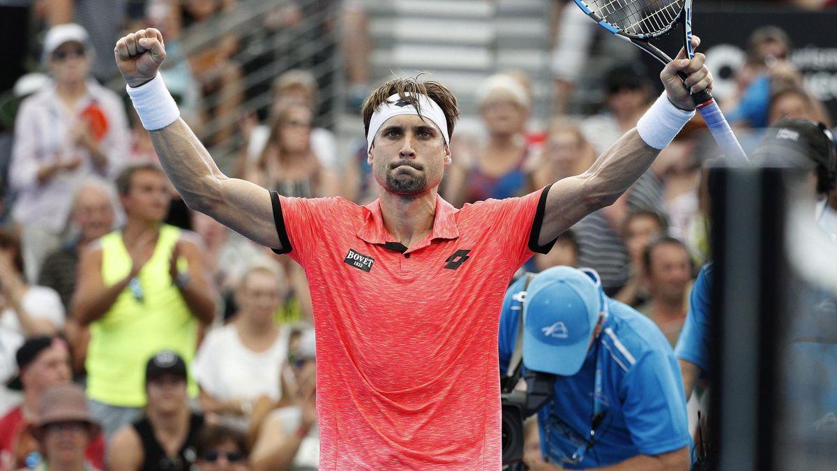 David Ferrer - ATP Brisbane 2017