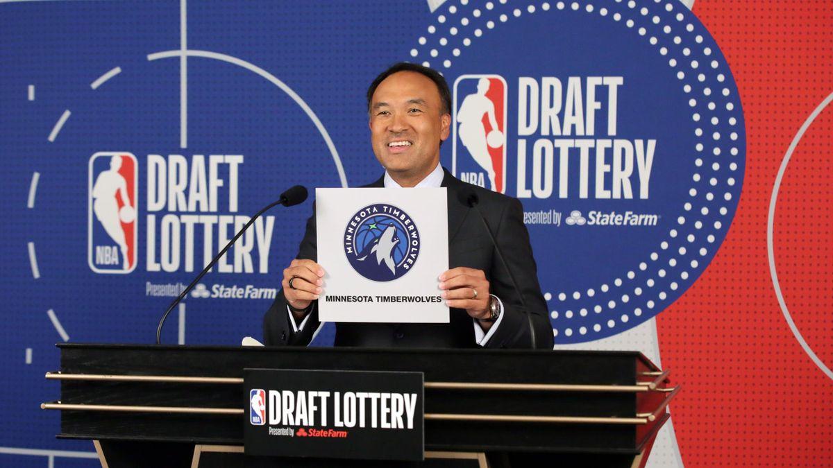 Le 1er tour de Draft 2020 est attribué aux Wolves