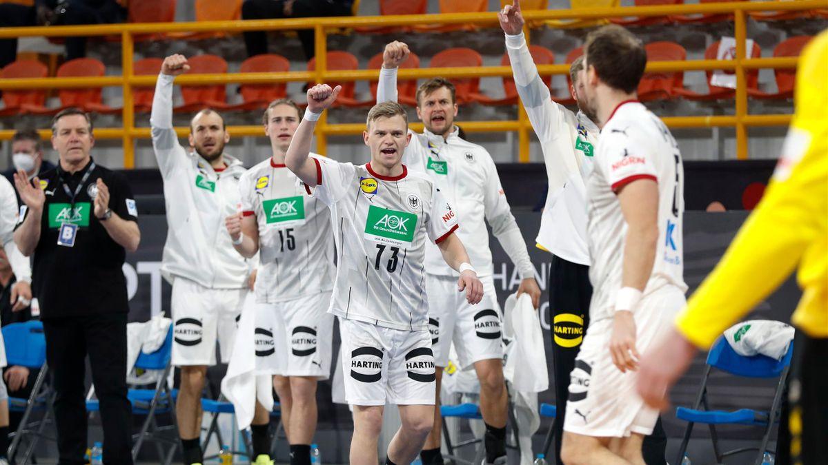 Das DHB-Team hat bei der Handball-WM das Viertelfinale noch nicht aufgegeben