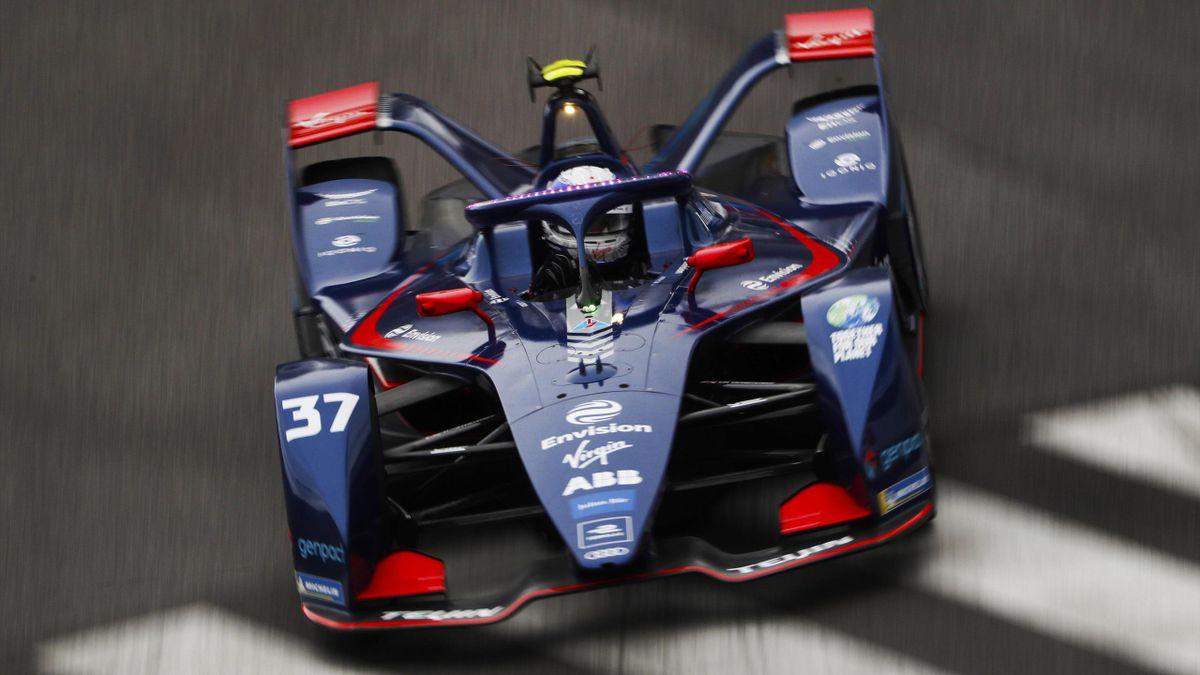 Formula E, Nick Cassidy