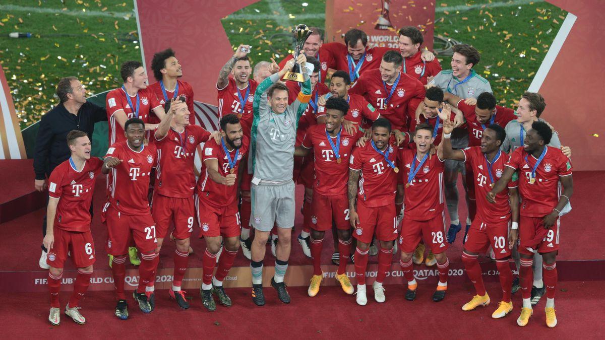 Der FC Bayern gewinnt die FIFA Klub-WM