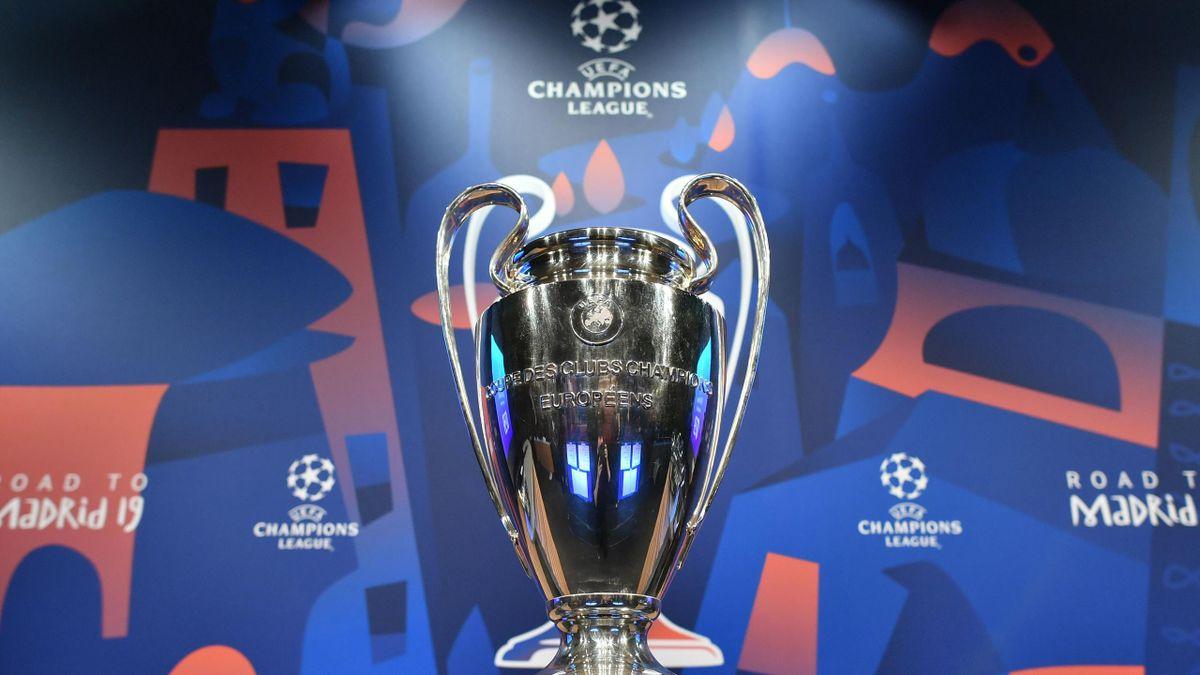 Draw Champions League 2018/2019