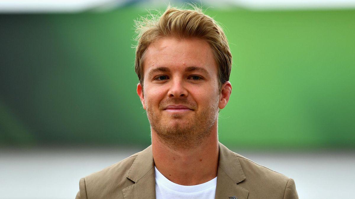Nico Rosberg (Mercedes) - Grand Prix of Great Britain 2017
