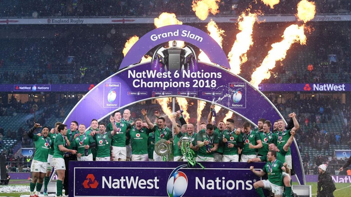 England-Ireland - Six Nations 2018 - Getty Images