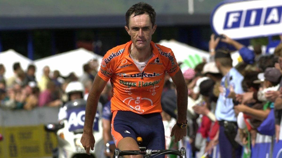 Roberto Laiseka, Tour de Francia - Euskaltel Euskadi