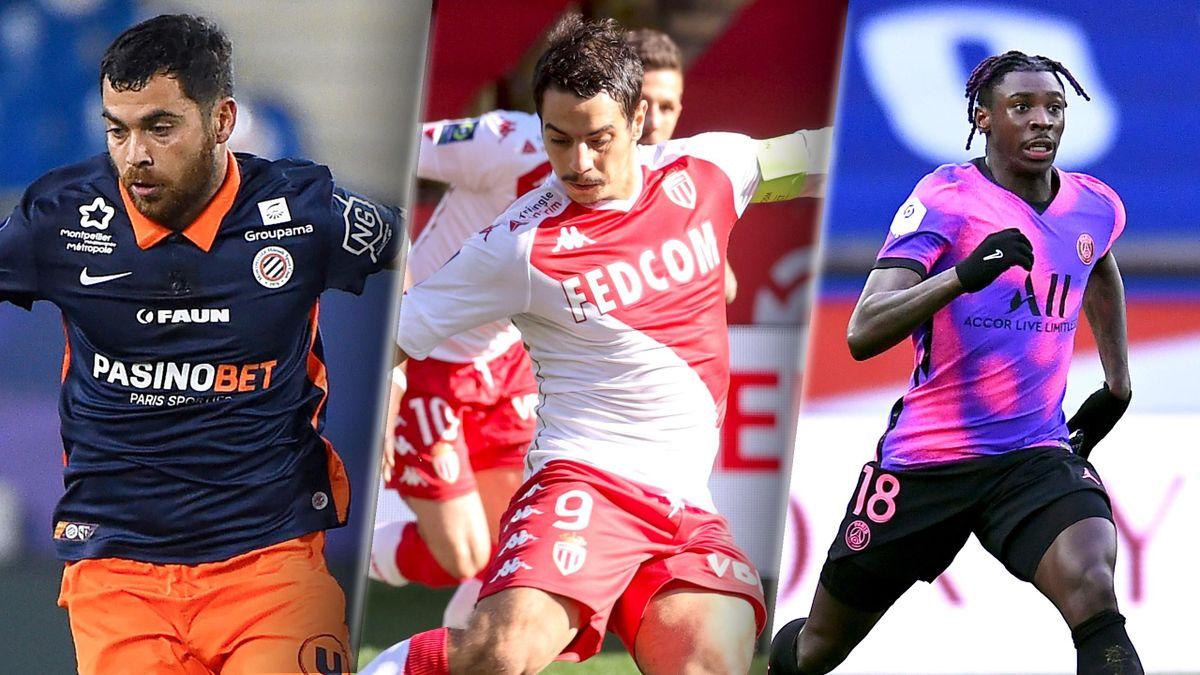 Votez pour le meilleur joueur de la 25e journée de Ligue 1