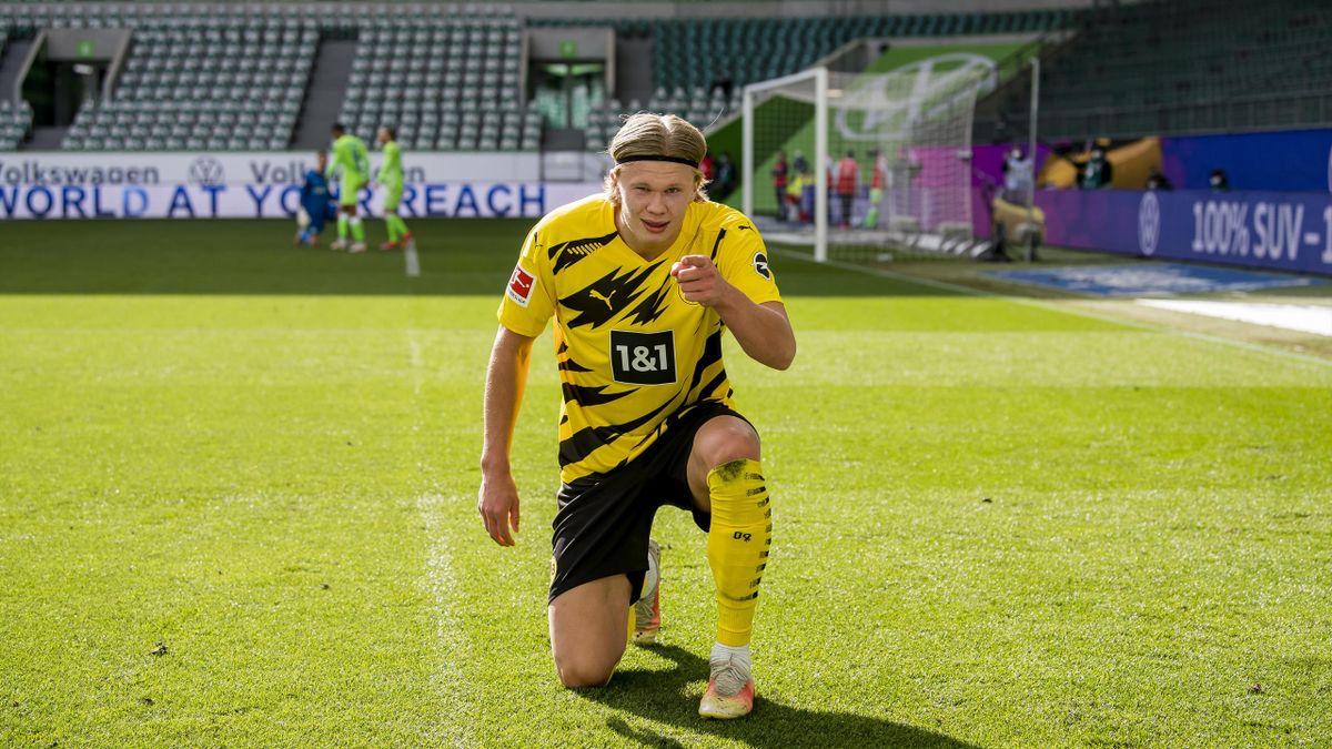 Erling Haaland will mit dem BVB den DFB-Pokal gewinnen