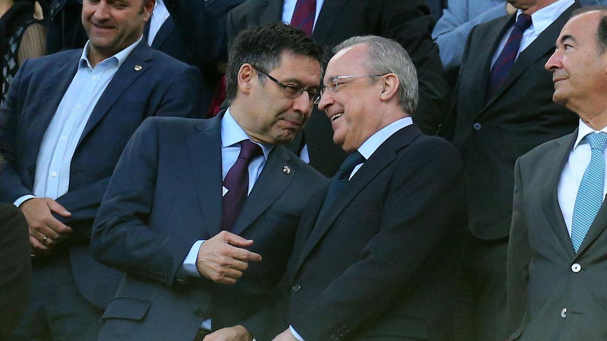 Bartomeu a răbufnit la adresa rivalilor de la Real Madrid
