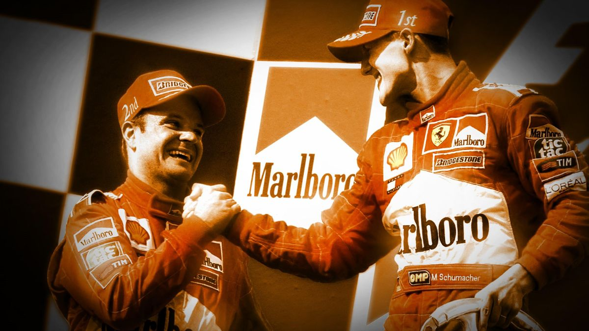 Rubens Barrichello - Les Grands Récits