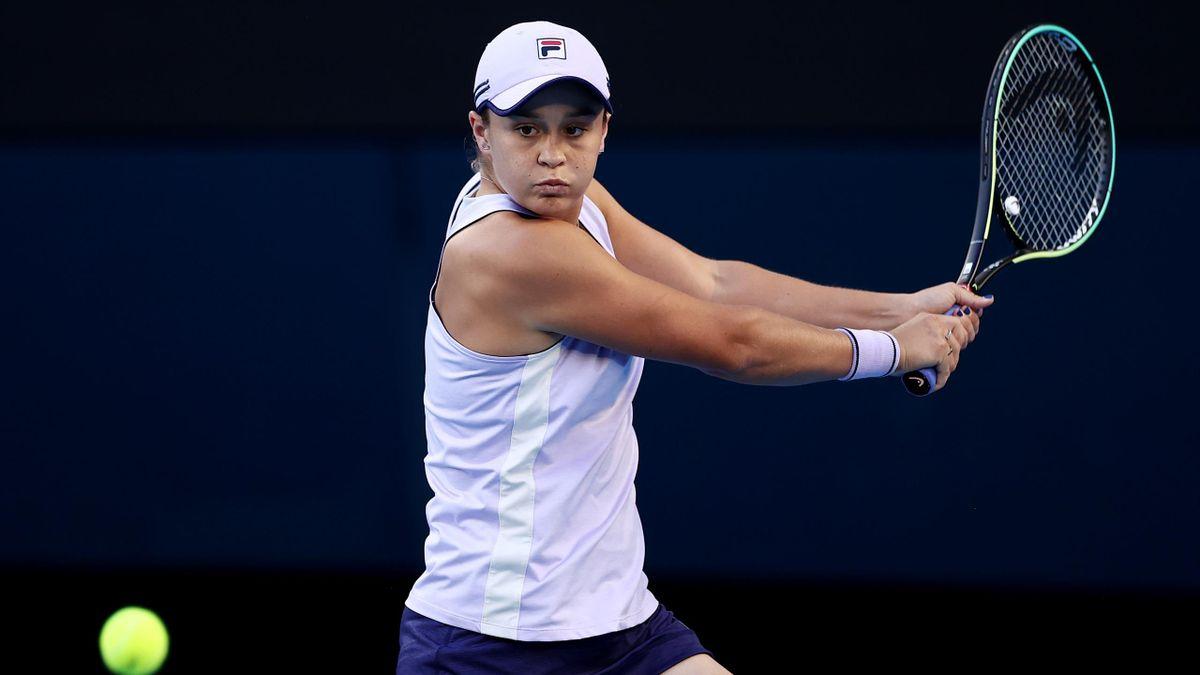 Ashleigh Barty (Australian Open 2021)