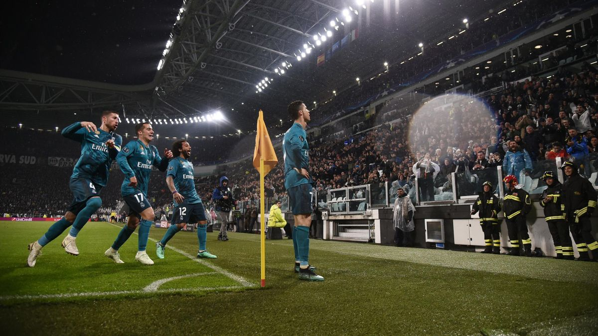 Remarkable Cristiano Ronaldo runs the show as Real Madrid rout Juventus 3-0 - Eurosport