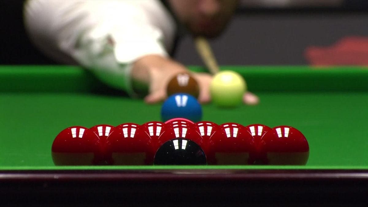 Snooker : the end of Trump win against Highfield
