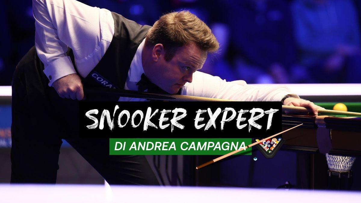 Focus Snooker Shaun Murphy