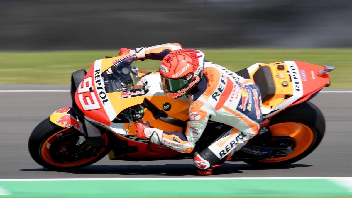 Marc Márquez (Repsol Honda). GP Italia MotoGP 2021
