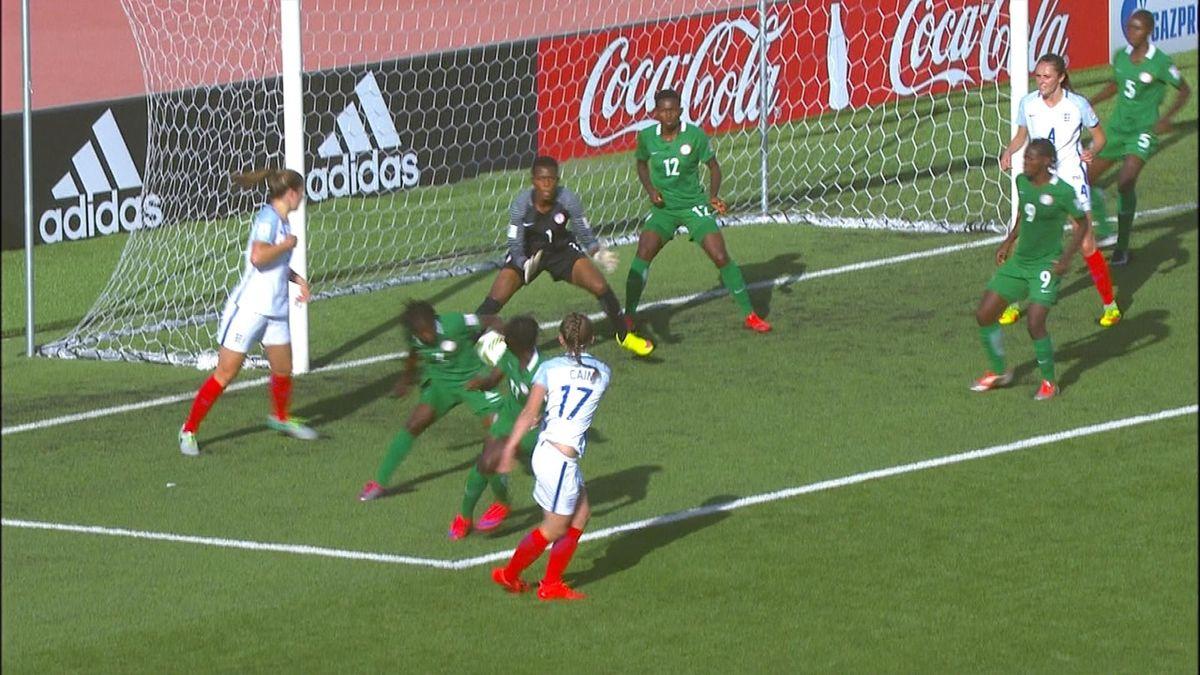 U17 Hlts England vs. Nigeria