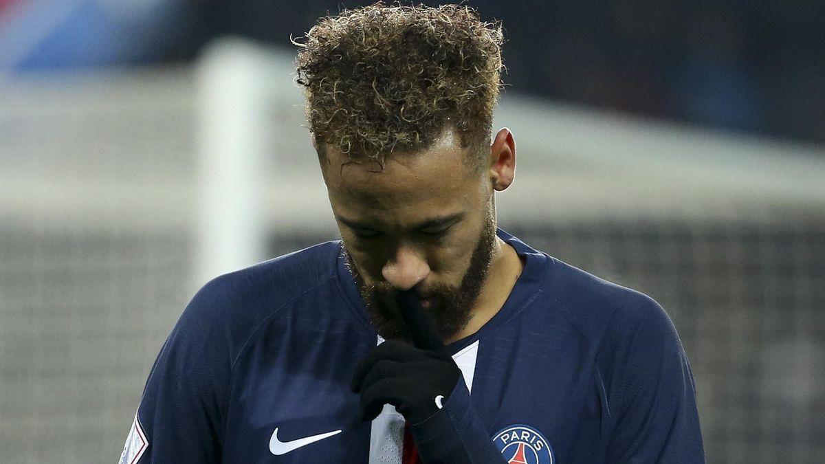 Neymar von Paris St. Germain
