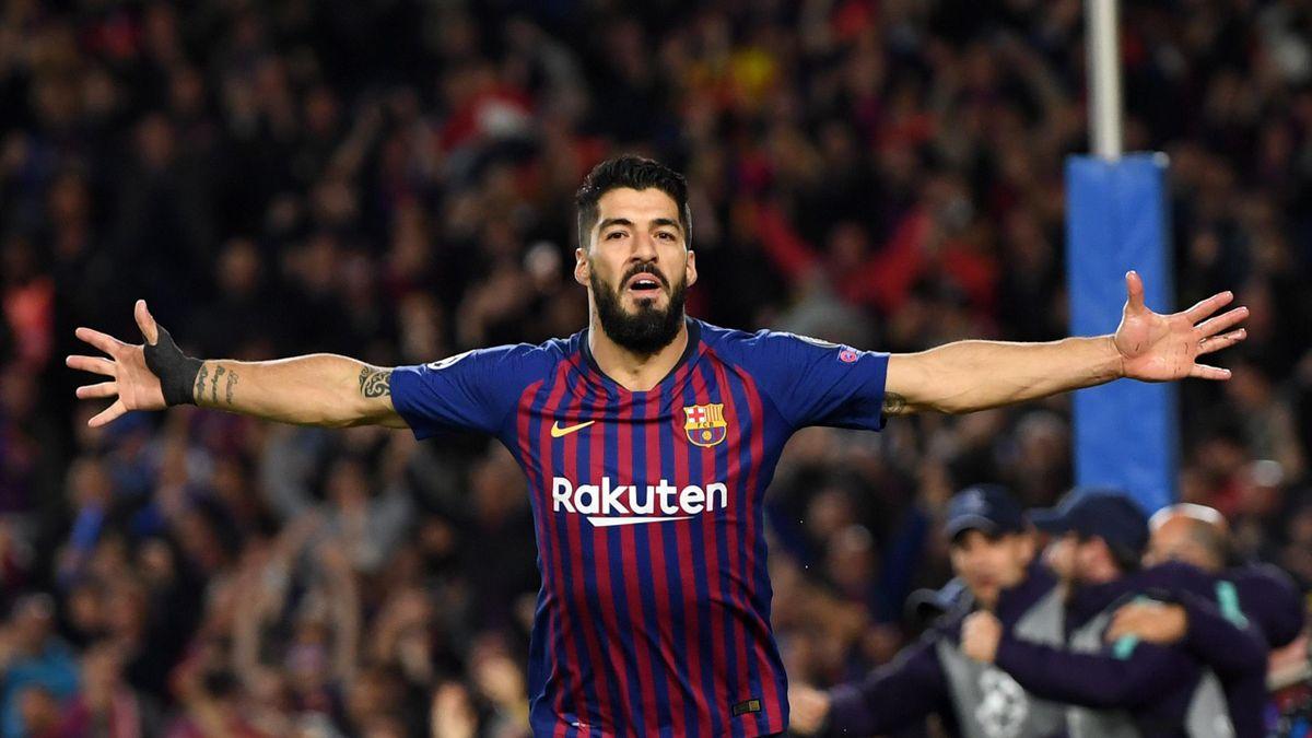 Luis Suárez - FC Barcelona vs. FC Liverpool