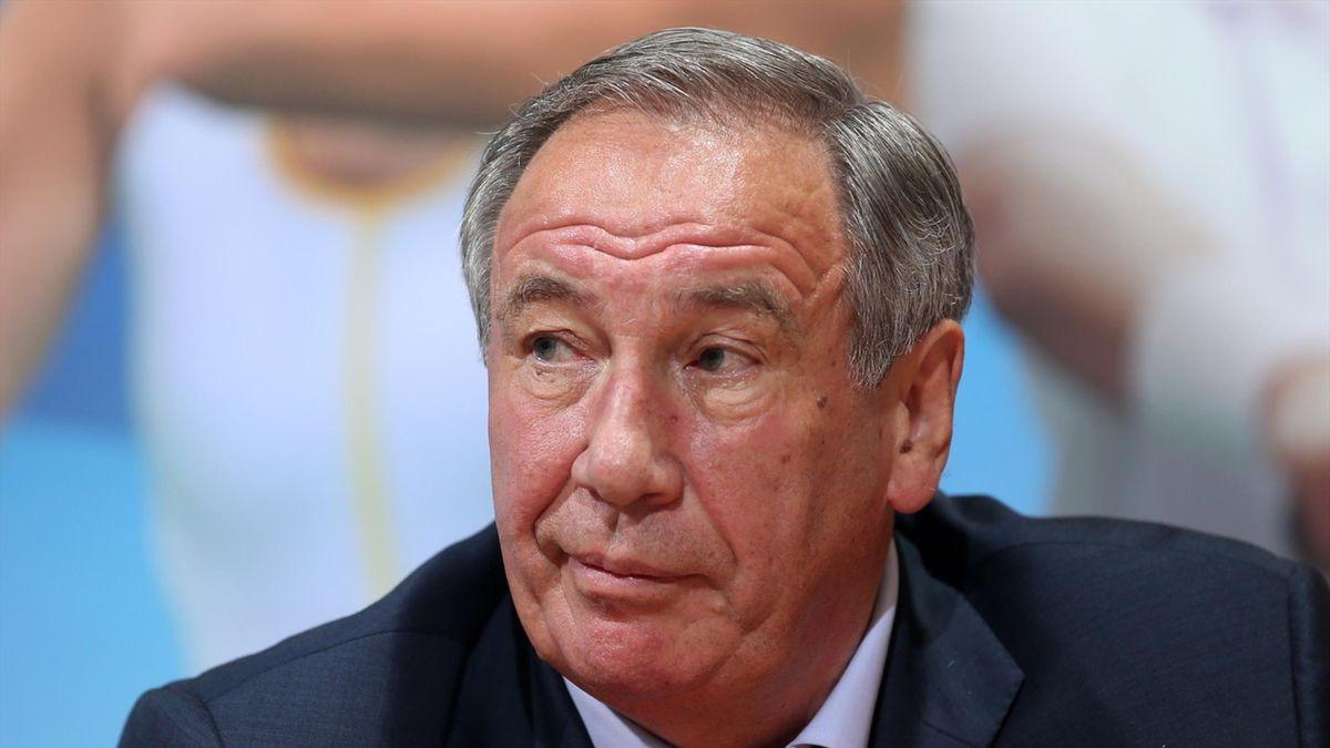 Shamil Tarpishchev (gazeta.ru)