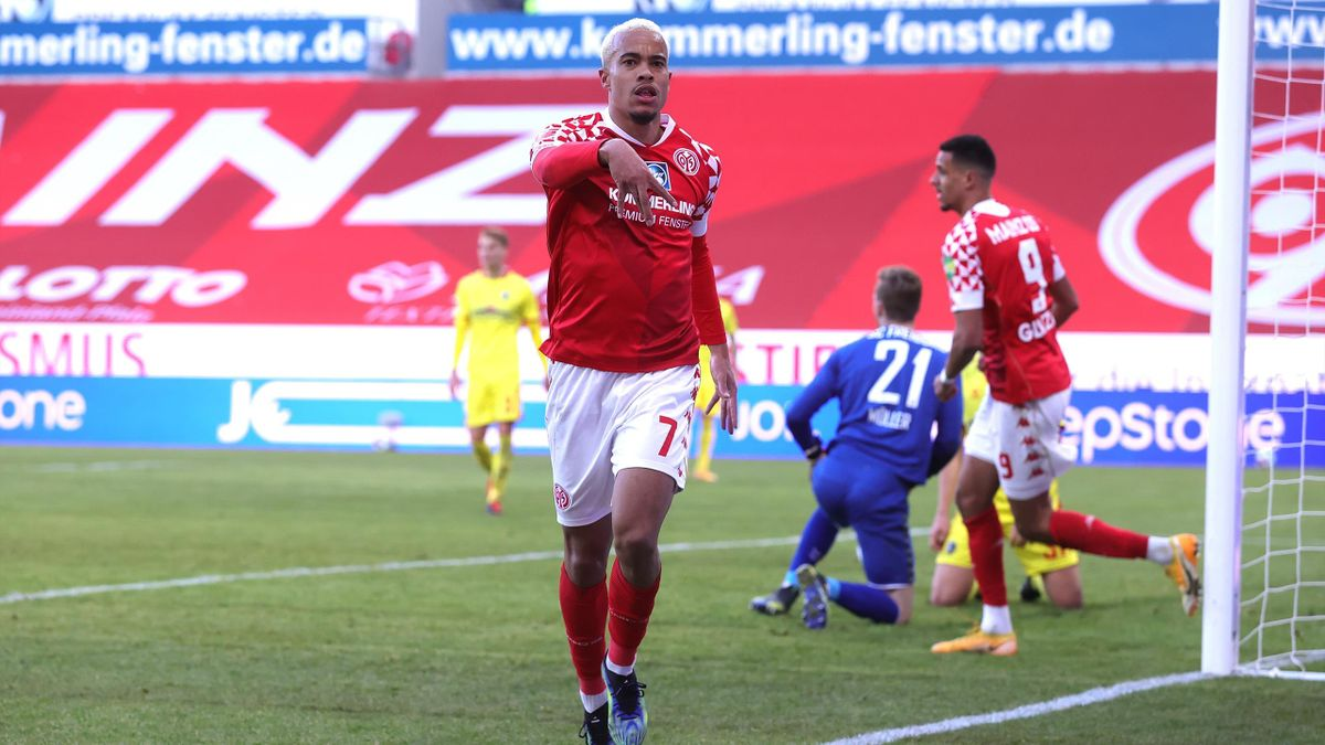 Robin Quaison - FSV Mainz 05