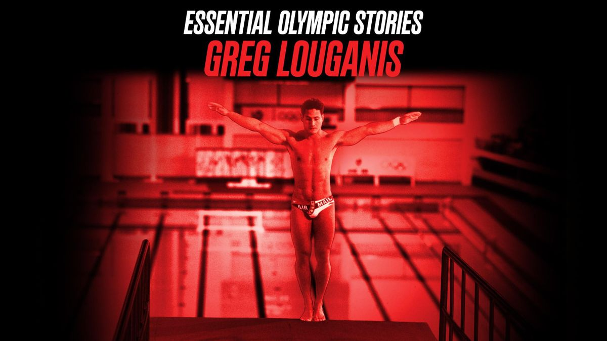 The Essential Olympic Stories - Greg Louganis's leap of faith