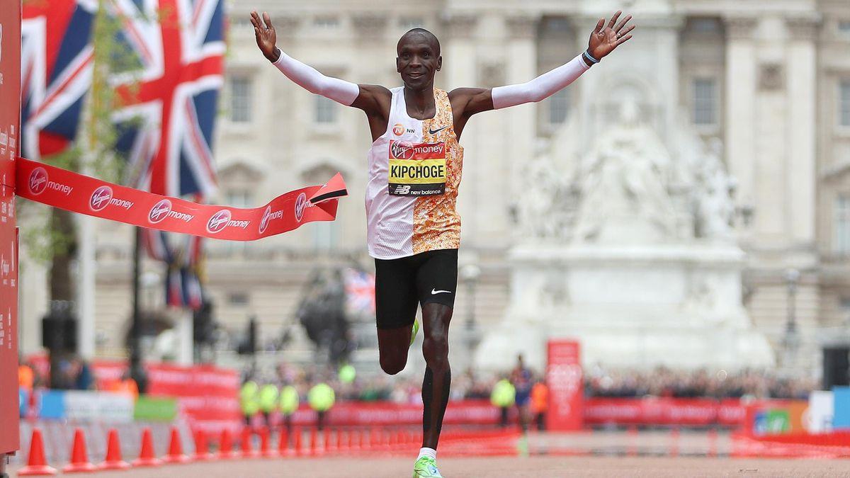 Eliud Kipchoge  - London-Marathon 2019