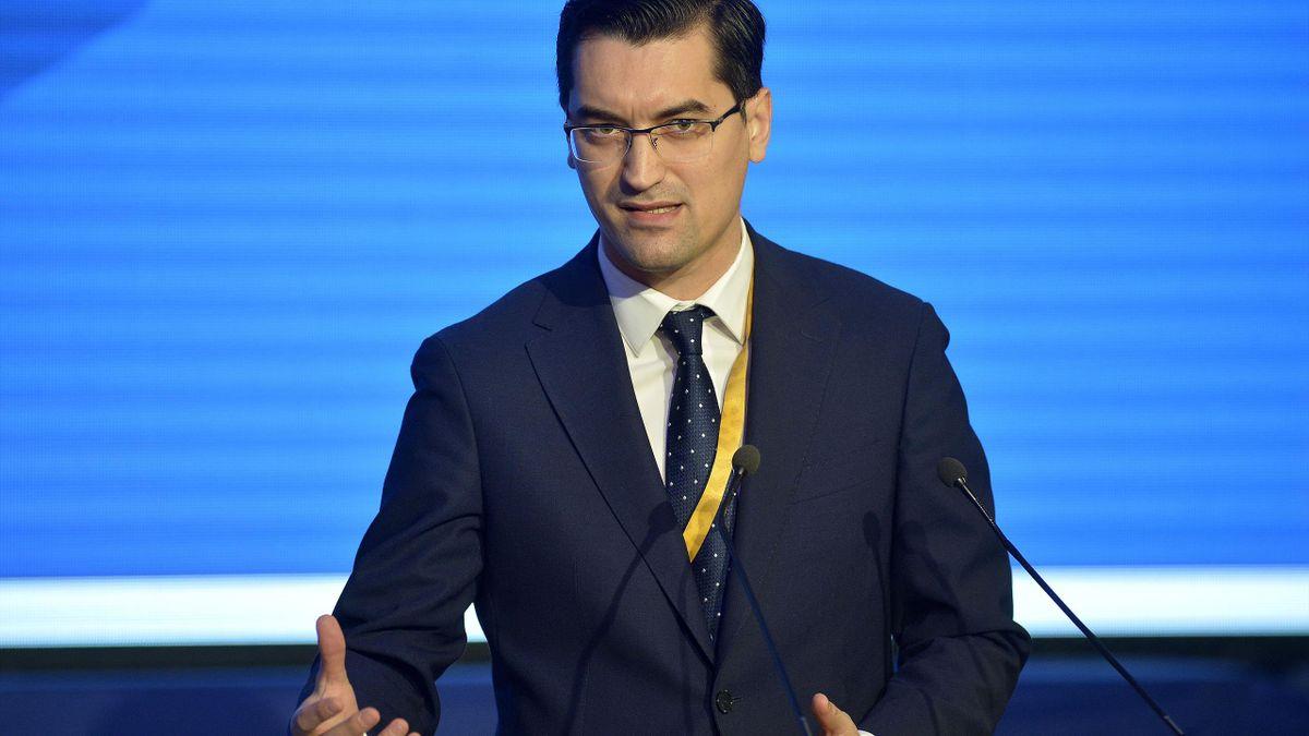 Răzvan Burleanu cere ajutorul Guvernului