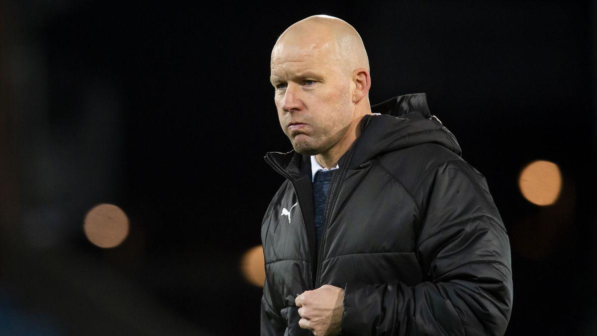 Strømsgodset-trener Henrik Pedersen.