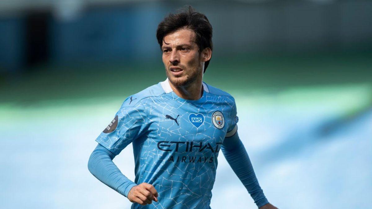 Давид Сильва, «Манчестер Сити»