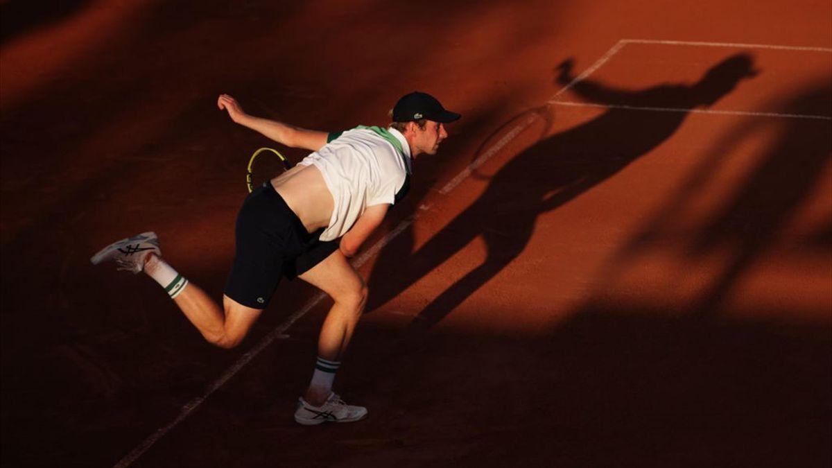 Roland Garros | Van de Zandschulp verlaat Parijs na ware thriller