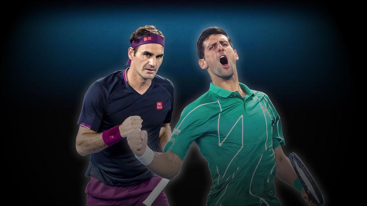 Federer Djokovic | Tennis | ESP Player Feature