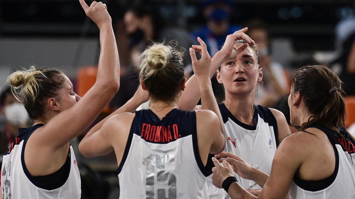 Сборная России по баскетболу 3х3
