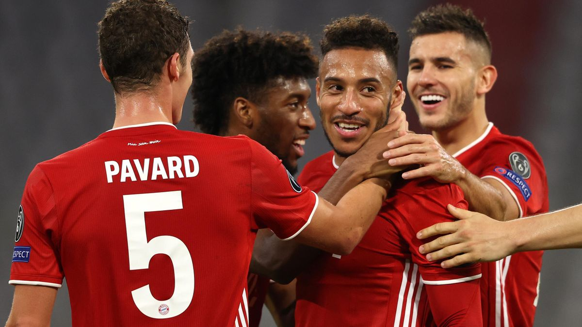 Bayern Munich dominate Atlético Madrid to open Champions League defence  with comprehensive win - Eurosport