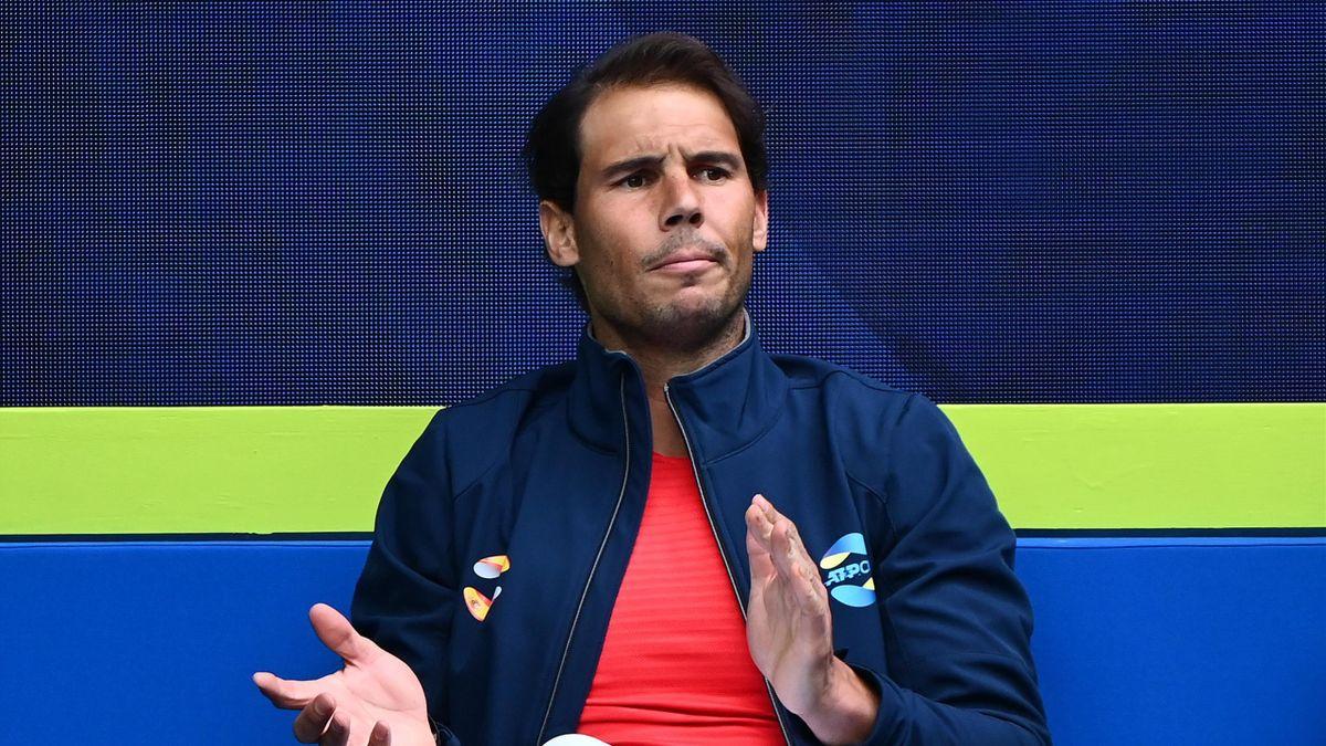 Rafael Nadal, ATP Cup 2021