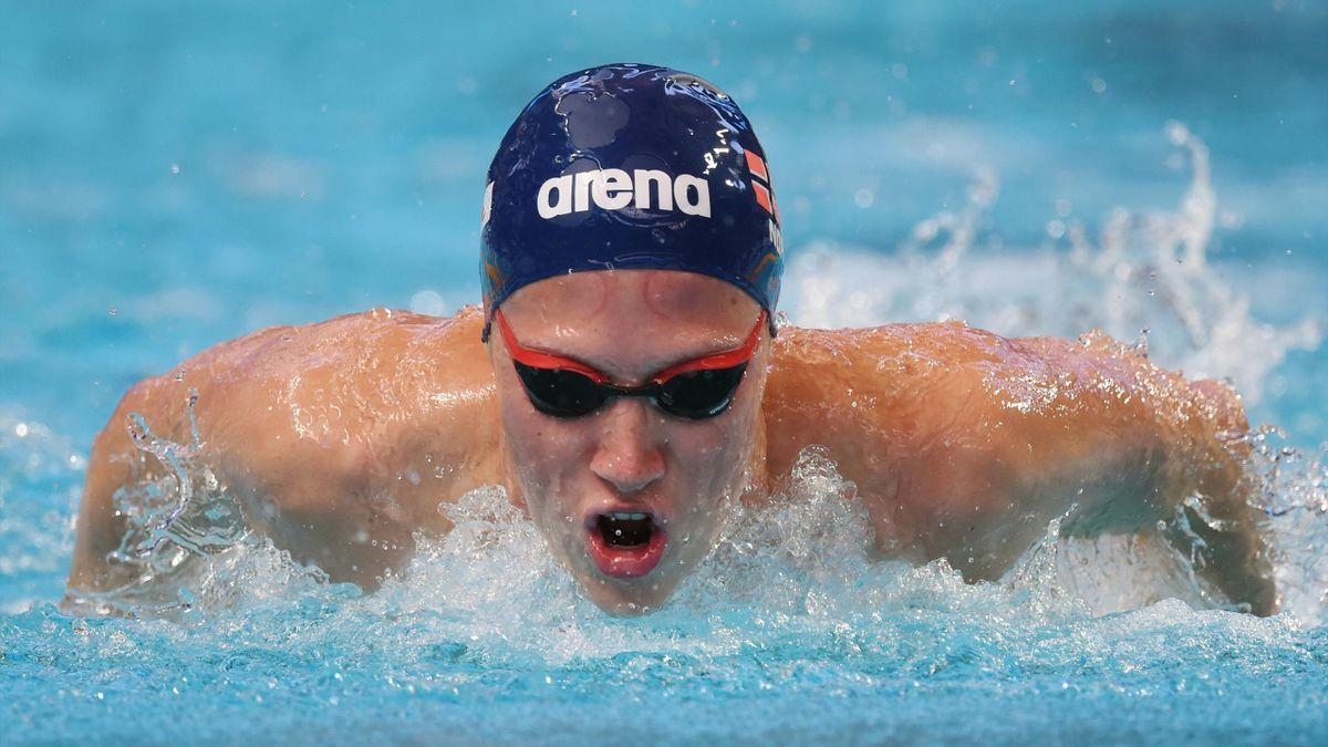 Henrik Christiansen svømmer finale i favorittdistansen 1500 meter fri søndag 1. august.