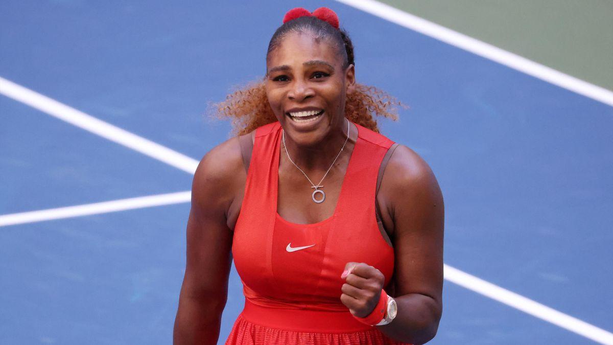 Steht in New York im Halbfinale: Serena Williams