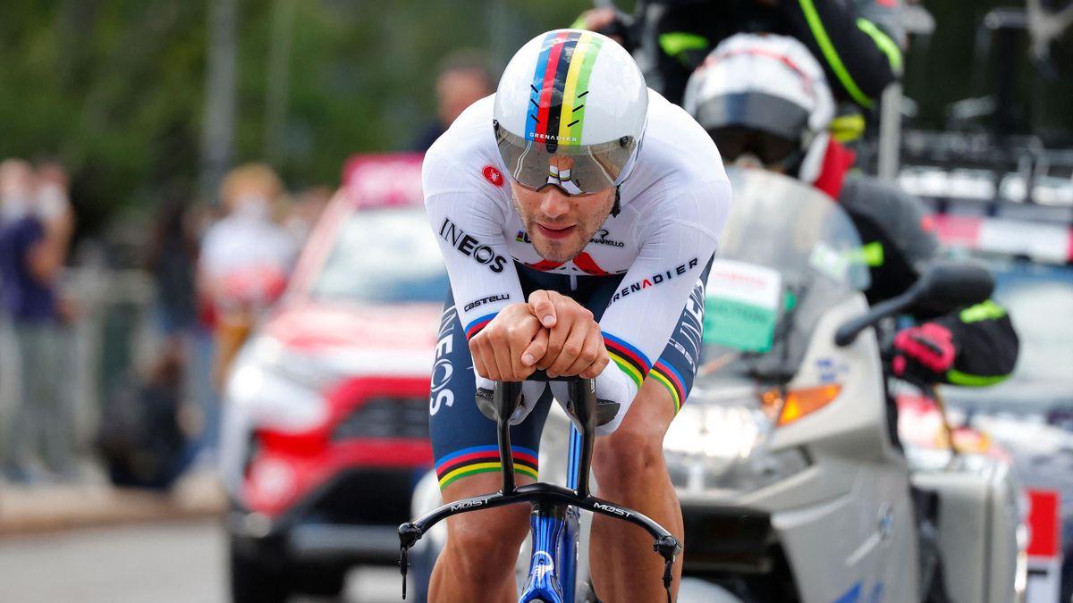 Filippo Ganna - Giro d'Italia 2021