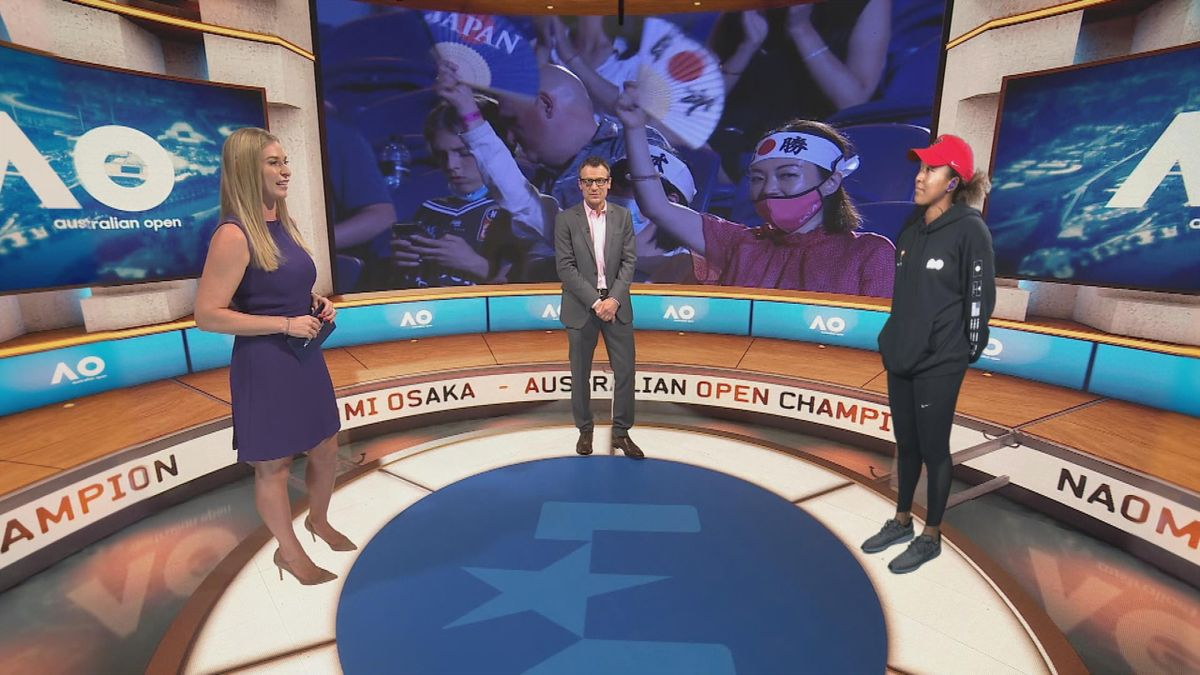 'It's an honour' – Osaka on Wilander and Schett predicting more Slams