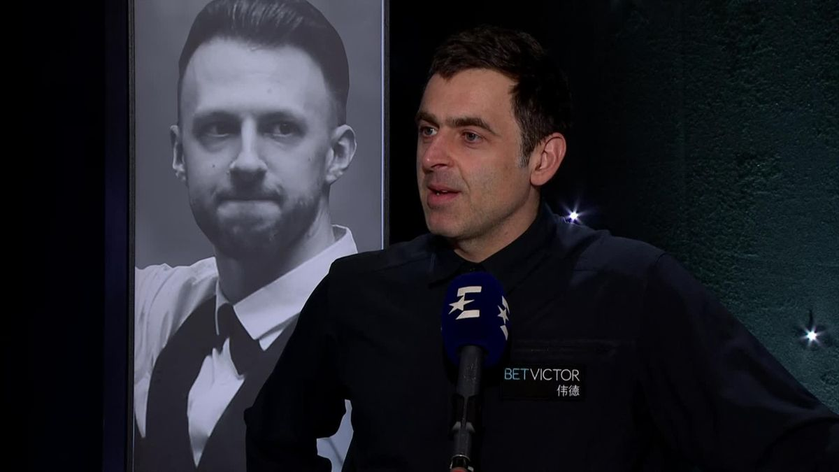 'Legend playing junior legend!' - O'Sullivan and White on their match