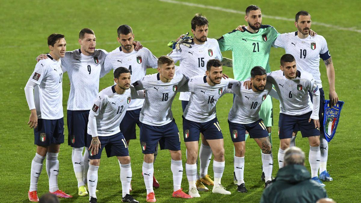 Bulgaria-Italia, qualificazione al Mondiale 2022